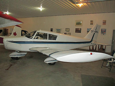 1961 PIPER CHEROKEE 160, CUTE AIRPLANE, NO ACCIDENT, CHEAP !!