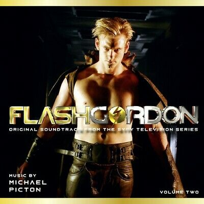 Michael Picton - Flash Gordon Vol.2 (Original Soundtrack) [New CD]