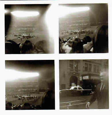 Beatles At Shea Stadium  Photos Taken By A Fan Never Published Anywhere