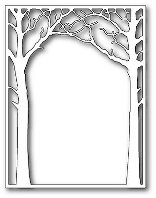Memory Box Craft Die Grand Forest Archway 99153