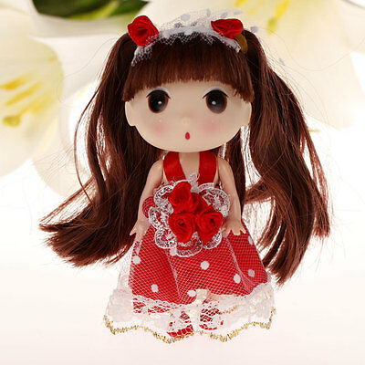 Lovely Red Wedding Korea Ddung Cell Phone Backpack Keychain Girls Party Gift A20