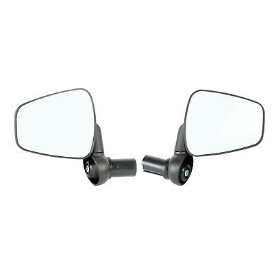 Zefal Dooback Bike Cycle Bicycle Mirror Right / Left And Pair Black MTB hybrid