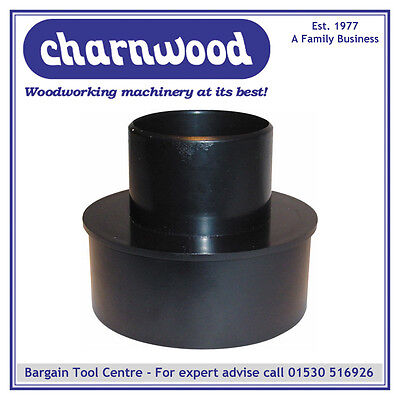 CHARNWOOD 100/67RC REDUCING CONE 100mm to 67mm