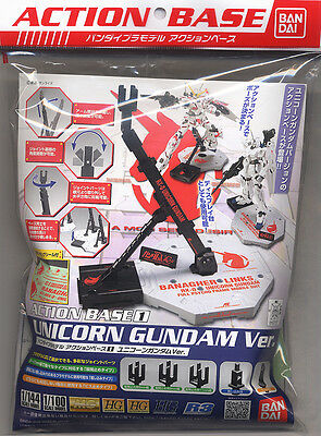 Action Base 1 Unicorn Gundam Ver by Bandai