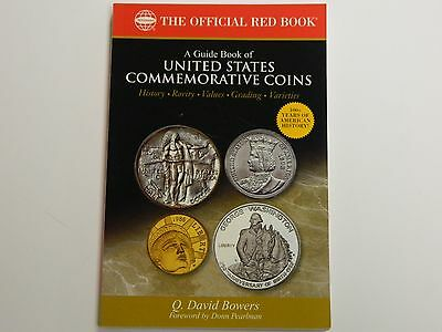The Official Red Book Guide of U.S. Commemorative Coins!!