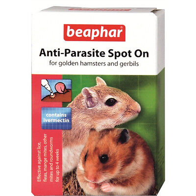 Beaphar Anti-Parasite for hamsters and gerbils