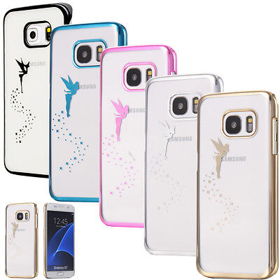 Samsung Galaxy Coque de protection housse case cover fée S3 S4 mini S5 S6 alpha