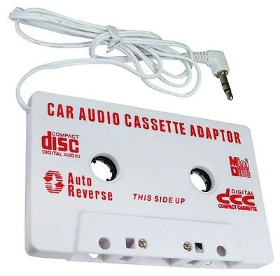 Audio Macchina Nastro Adattatore Per Cassette Iphone Ipod Samsung Mp3 Cd Radio