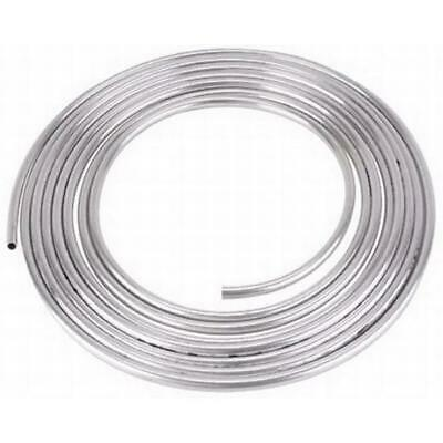 Speedway 1/4 OD Aluminum Hard Fuel Line/Tubing, 20 Foot Roll