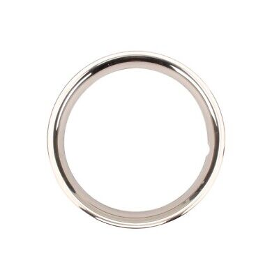Stainless Steel Beauty Ring for 15 Inch Rally Wheel, 2 Inch Wide