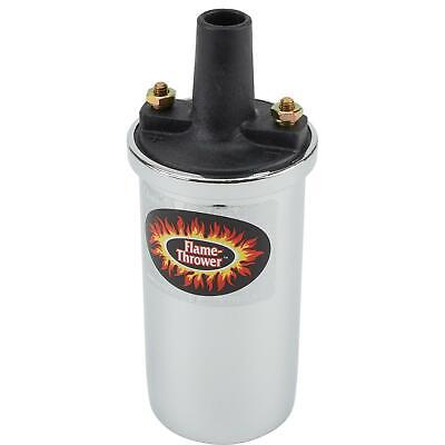 PerTronix 40001 Flame-Thrower 40,000 Volt Ignition Coil, Chrome