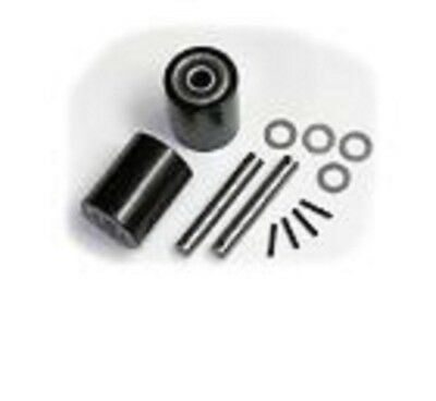 Wesco 272744 Pallet Jack Load Wheel Kit (Includes All Parts Shown)