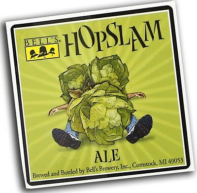 Bell's Brewery Hopslam Imperial IPA Sticker