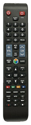 NEW REMOTE CONTROL AA59-00582A Fit for All Samsung LCD LED HD Smart TV