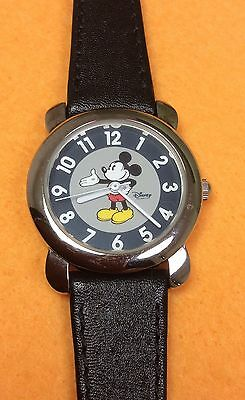 32ca6988e9b6 DISNEY TIME WORKS Mickey Mouse Watch -  22.76