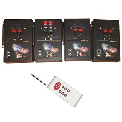 8groups fireworks firing system + Free Shipping + Remote control+party + wedding