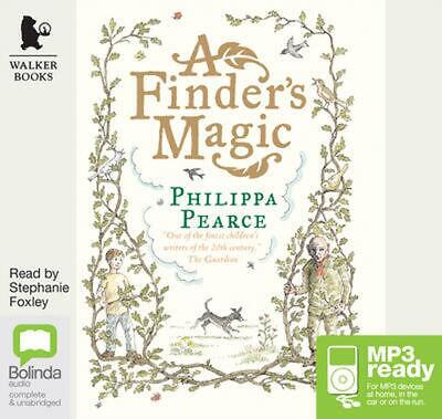 A Finder's Magic by Philippa Pearce Free Shipping!