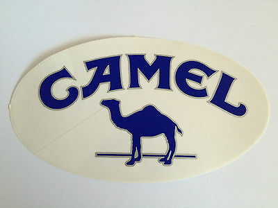 Aufkleber Camel transparent - Kult - ca. 19,5 x 11 cm - Decal - Sticker (61)