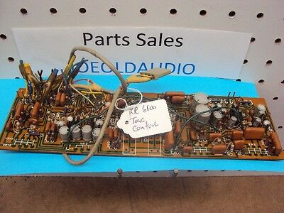 Kenwood KR 6600 X11-1320-10 Tone Control Board Parting Out KR 6600 Receiver