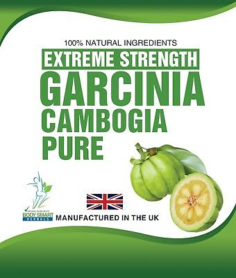 GARCINIA CAMBOGIA PURE Pills HCA PLUS FREE WEIGHT LOSS DIETING TIPS