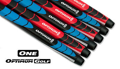 Grip de putt Optimum One. Personalización gratis.