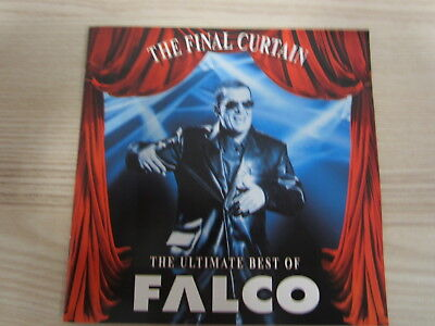 Cd / Falco / The Final Curtain / Austria / Rar / Best Of /
