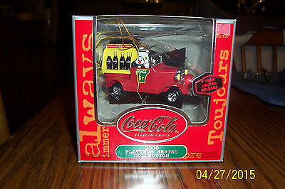 Coca-Cola 2000 Platinum Series Collection- Delivery Truck - NIP