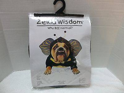 NEW Zelda Wisdom Life BusyBee Costume Style Why Bee Normal size Small Dog