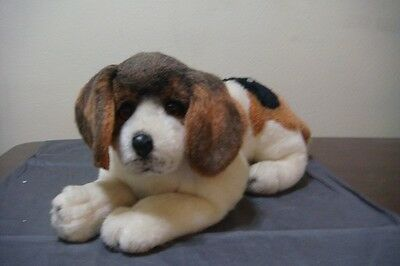 Russ Berrie Yomiko Beagle Hound Dog Puppy Plush Cute!