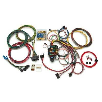 Painless 10206 67-72 Chevy GMC C10 K10 28 Circuit Pickup Truck Wiring Harness