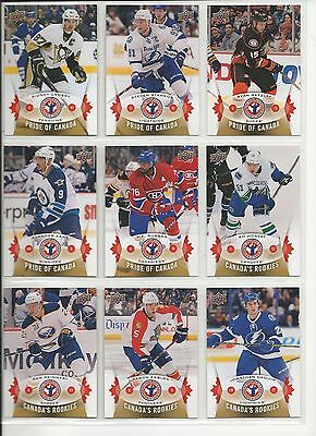 14-15 UD Upper Deck NHCD National Hockey Card Day Complete Set (16 Cards) Mint