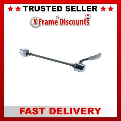 Raleigh Wheel Quick Release Skewers Alloy Rear Silver