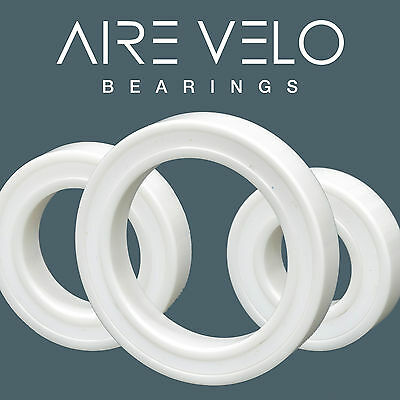 Bicycle Full Ceramic Bearings For Hubs/wheels & Bottom Brackets (Road Bikes)