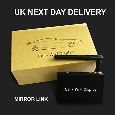 Mirror Link Car /home Wifi Display With Airplay Miracast Dlna For Iphone Android
