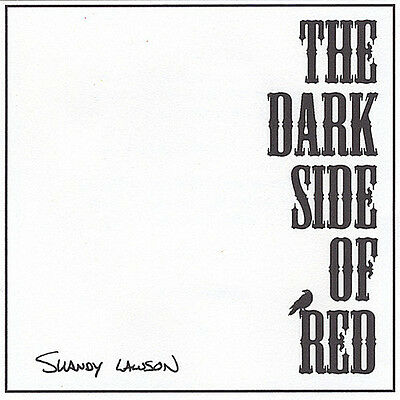 Shandy Lawson - Dark Side of Red [New CD]