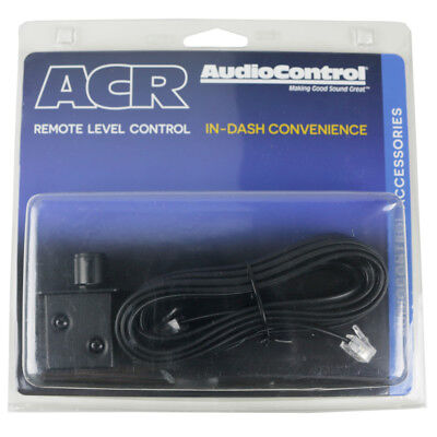 AudioControl ACR-2 Remote Level/Bass Control For Select Sound ProcessorsNew