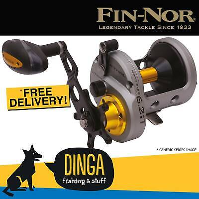Fin-Nor Lethal Star Drag LTC30 Overhead Fishing Reel