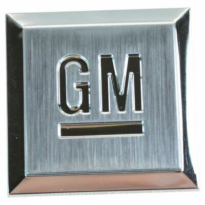 GM Genuine 25641038 Fender Nameplate Rear
