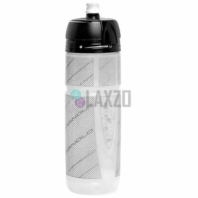 Campagnolo Super Record Road and Mountain Bike Water Bottle White / Black 750ml