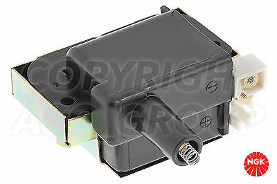 New NGK Ignition Coil For ROVER 600 Series 623 2.3  1993-99