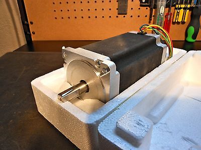 Nema 34 Stepper Motor 1700oz in 5a (7.5mh Inductance)