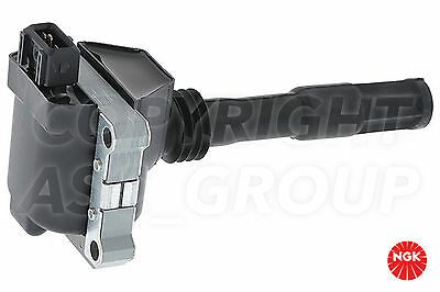 New NGK Ignition Coil For ALFA ROMEO 156 932 3.2 GTA Saloon 2002-05