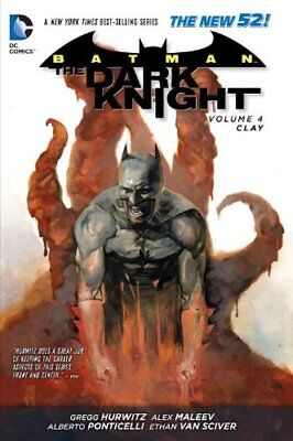 Batman - the Dark Knight Vol. 4: Clay (the New 52)-Gregg Hurwitz