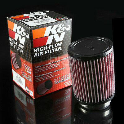 "K&n Cotton Gauze 2.75""inlet 5""height High Flow Round Angled Air Filter Ru-1460"