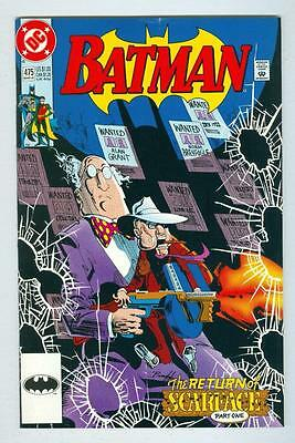 Batman #475- 1st Appearance of Renee Montoya (The Question) FN condition!!