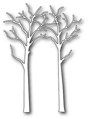 Memory Box Craft Die Small Forest Archway 99156