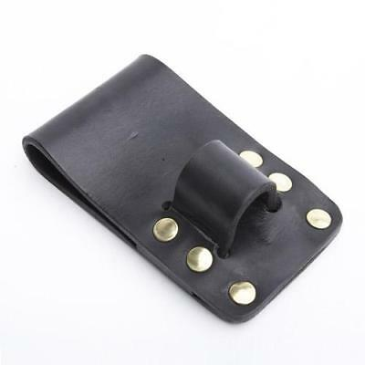 Single Spanner Long - Handmade Leather Scaffolding Frog Tool Holder