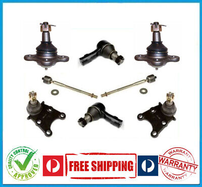 Holden Rodeo 4X4 Ra, Tfr 05-08 Ball Joint, Tie Rod, Rack End Kit