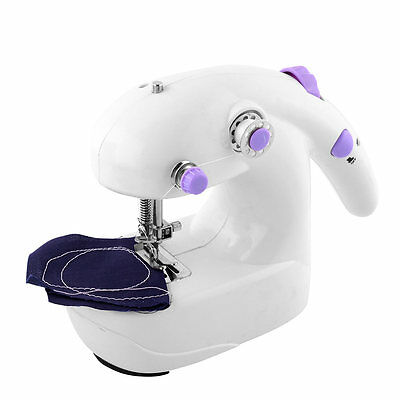 small multifunction Mini Handheld Electric Sewing Machine Desktop Household New