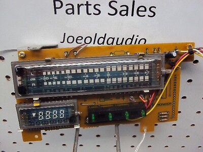 Pioneer SC-F950 Cassette Deck Indicator Board. Parting Out SC-F950 Deck